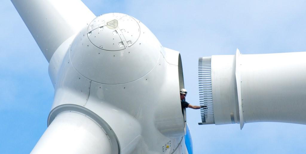 Met windenergie de crisis te lijf