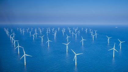 Alle 50 molens windpark Nobelwind nu operationeel