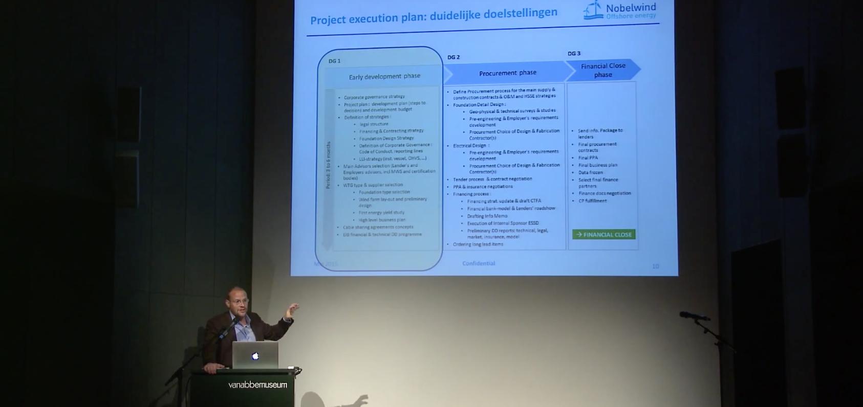 Presentatie Nobelwind: succesfactoren en risicomanagement