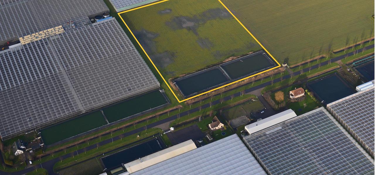 Volg de bouw van Groen Gas Almere