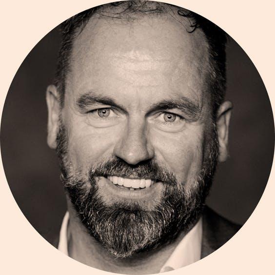 John Braakman, oprichter en directeur van ZON