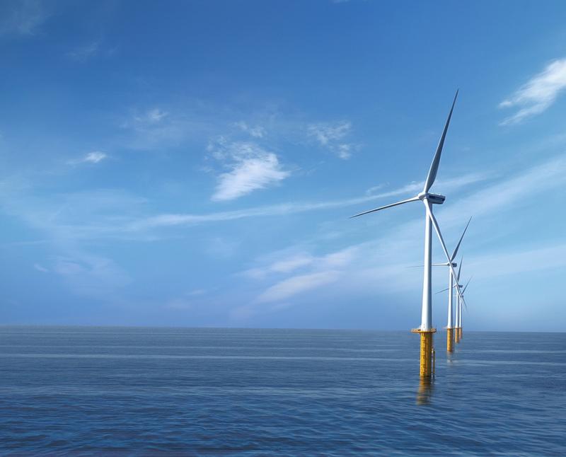Meewind gaat weer voor wind op zee