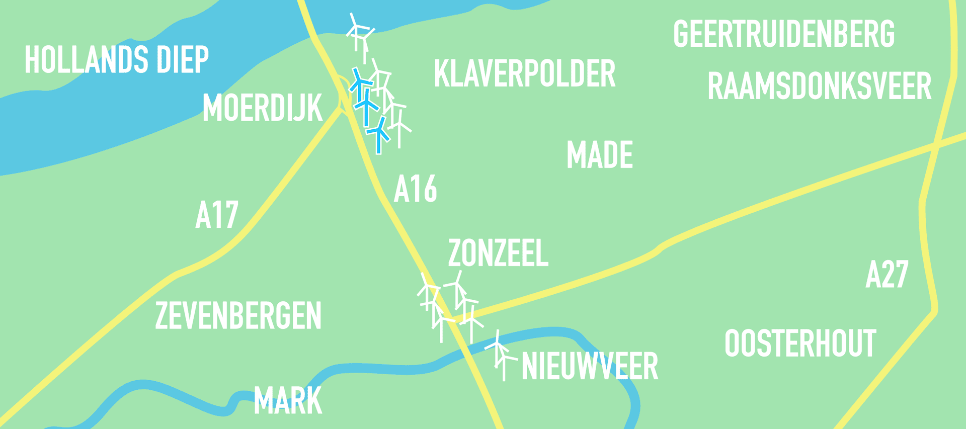 Financiering Windpark Streepland rond